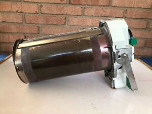 Risograph Gr Series Riso Burgundy Drum Ink Drum W Case Untested