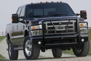 New Ranch Style Front Bumper 08 09 10 Ford F250 F350 Super Duty