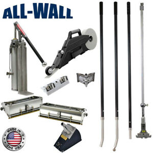 Drywall Master Pro Finishing Set 10 12 Boxes Pump Tools Free Zunder Banjo