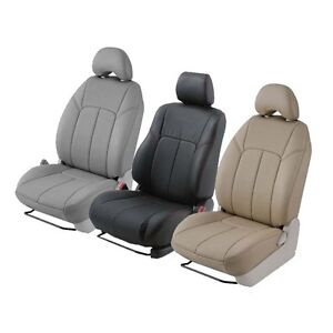 Clazzio Custom Fit Leather Seat Covers For Toyota Suv Pickup Front 2nd Row