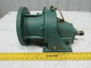 Dodge 182 sm3a 3 4 c1 3 4 1 Ratio 1750rpm 4 4hp Input 514rpm Out Inline Gear Box