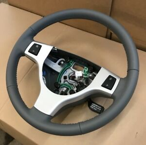 New Oem 2008 2009 2010 Dodge Gc Town Country Steering Wheel Mopar 1jd611d5aa