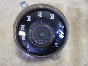 1939 1947 Dodge And Fargo Truck And 1946 1955 Dodge Power Wagon Speedometer