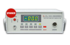 Tonghui Th2513 Dc Low ohm Meter Direct Current Low Resistance 200m 2k fp
