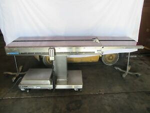 Surgical Operating Table Skytron 3100a Used Tested Working Excellent Condition