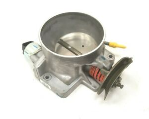 Oem Fuel Injection Throttle Body Acdelco 217 1572 Gm Original Equipment 12596575