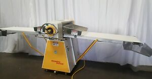 Rondo Doge Commercial Bakery Dough Roller Sheeter Floor Model With Video