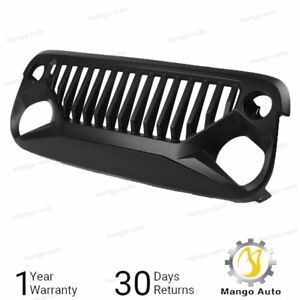 Upgrade Vehicle Front Grill For Jeep For Wrangler 2007 2017 Decorative Grille