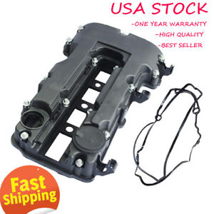 Engine Valve Cover For 2011 2015 Chevrolet Cruze Sonic Cadillac Buick 1 4l 25198