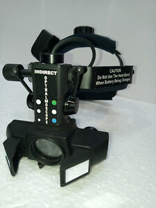Led Indirect Ophthalmoscope With Carry Case