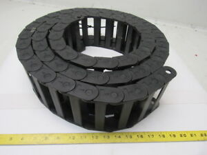 Igus 200 10 125 Cable Wire Hose Track Carrier Drag Chain 4 X 1 X 99