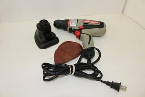 Craftsman Bolt on Type 1 Corded Model 900 35592 W sander Attachment Free Ship