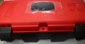 Fire Extinguisher Cabinet 10 Lb Blk red