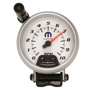 Autometer 880037 Mopar Mini Monster Tachometer