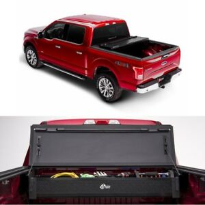 Bakflip G2 Truck Tonneau Cover W Storage Box For 15 18 Ford F 150 5ft 6in