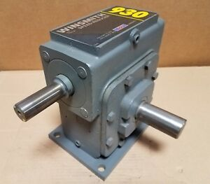 Brand New Winsmith Foot Mounted Gear Reducer 930xdts3x000dn