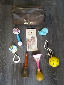 Hear Kit Marion Downs Infant Hearing Screening Vintage Audiology Test