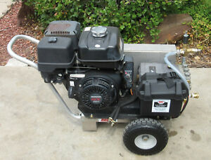 Used Pressure Pro S eb4040hg Gas Engine Cold Water Pressure Washer Sn 13 13995