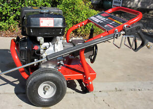 Used Hotsy Db 303039 Gas Cold Water Pressure Washer Sn 162373 1 107 033 0