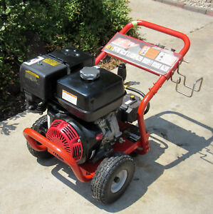 Used Hotsy Db 383539 Gas Cold Water Pressure Washer Sn 162372 1 107 034 0