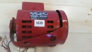 Bell Gossett Power Pack 1 3 Hp Motor 1725 Rpm 115 230v M80121 M74793 Tested