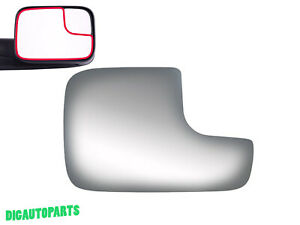 Towing Mirror Glass For Dodge Ram 1500 2500 3500 Truck Right Passenger Side