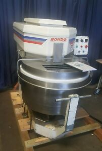 Rondo Spiral Dough Mixer Model Spi 220 Av Removable Bowl Great Buy