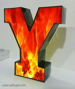 New 3d Led Channel Letter 24 Custom Made Any Size