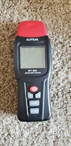 Autsca Wood Moisture Meter With Lcd Backlit Display Potable Digital Moisture