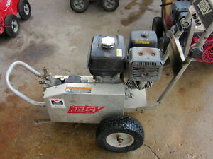 Used Hotsy Bxa 373539 100575 Gas Engine Cold Water Pressure Washer