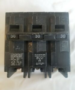Murray Mp330 Circuit Breaker 30a 3p 3 Poles New