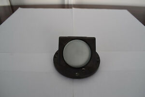 Carl Zeiss Jena Base Mirror For Amplival Microscope