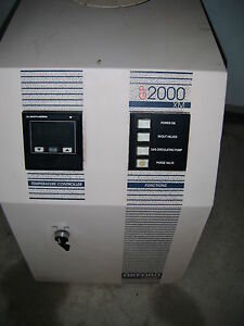 Oxford Gp 2000 Xm Laser Cryogenic Liquid Nitrogen Gas Purifier