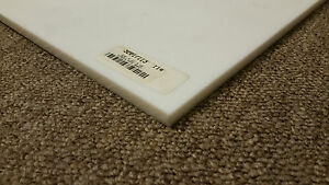 Teflon ptfe Sheet Virgin Grade Natural 12 X 12 X 3 8