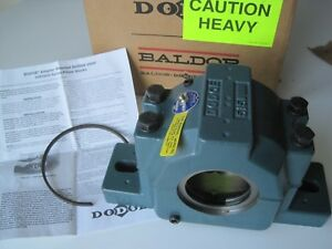Dodge Baldor Pillow Block Bearing P2b 515 Usaf Series 515 044000 2 7 16 To 2 1 2