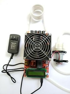 2kw Induction Heater Heating Board Module Scm Control Zvs Inductive Coil