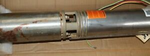 Centripro Goulds 75hp 4 Submersible Pump Motor Parts Only M07412 01