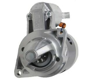 New Starter 12v 9t Cw For Kubota Engines Replaces P9610122k M3t70681 1e15263011