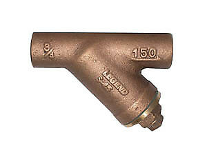 Legend 105 518nl 2 Inch Swt X Swt S 15 No Lead Bronze Y strainer