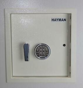 Hayman Ws 7 Heavy Duty Wall Safe
