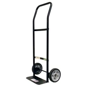 Milwaukee Hand Truck 300 Lb Capacity Light Duty 2 Wheel Dolly Durable Metal