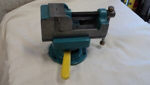 Palmgren No 12 Vise With Swivel Base