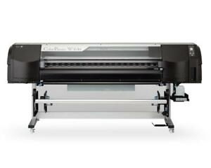 Color Painter W64s Wide Format Printer without Printhead