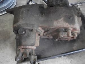 Jeep Cj Dana 20 Transfer Case