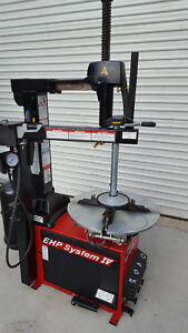 John Bean Ehp System V Rim Clamp Tire Changer Machine