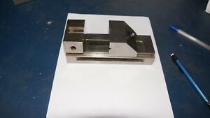 Precision Toolmaker Machinist Holding Block Vice Grinding Work 2 5 X 2 5 X 6 6