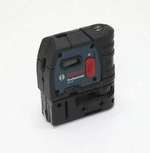 Bosch Professional Gpl 5 5 point Self leveling Alignment Red Laser