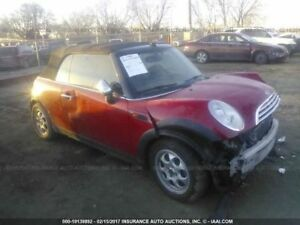 Engine 1 6l Convertible Fits 02 08 Mini Cooper 910319