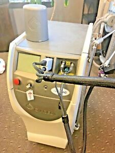 2004 Candela Model Gentleyag Commercial Pulsed Laser On Casters