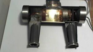 Vintage Radiographic X ray Tube Display In Open Tube Housing